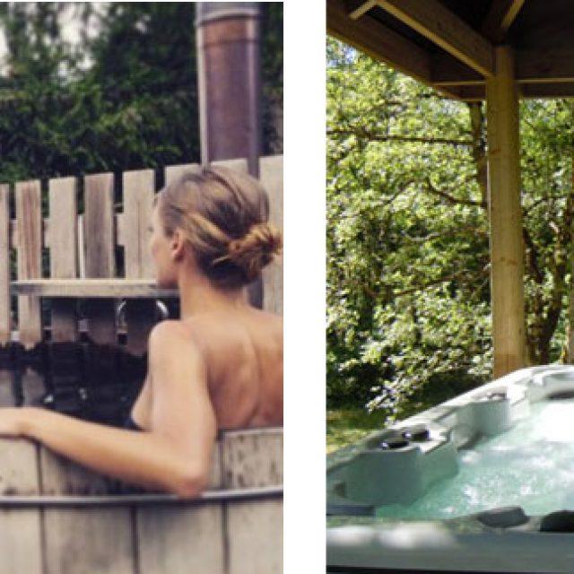 Spa ou bain nordique pour votre séjour insolite ?