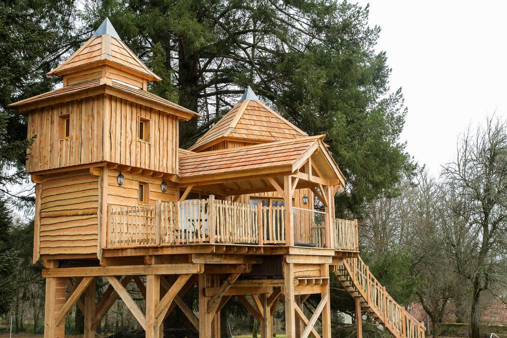 Week end insolite en famille cabane dans les arbres - Cabane dans les arbres selection originale ...