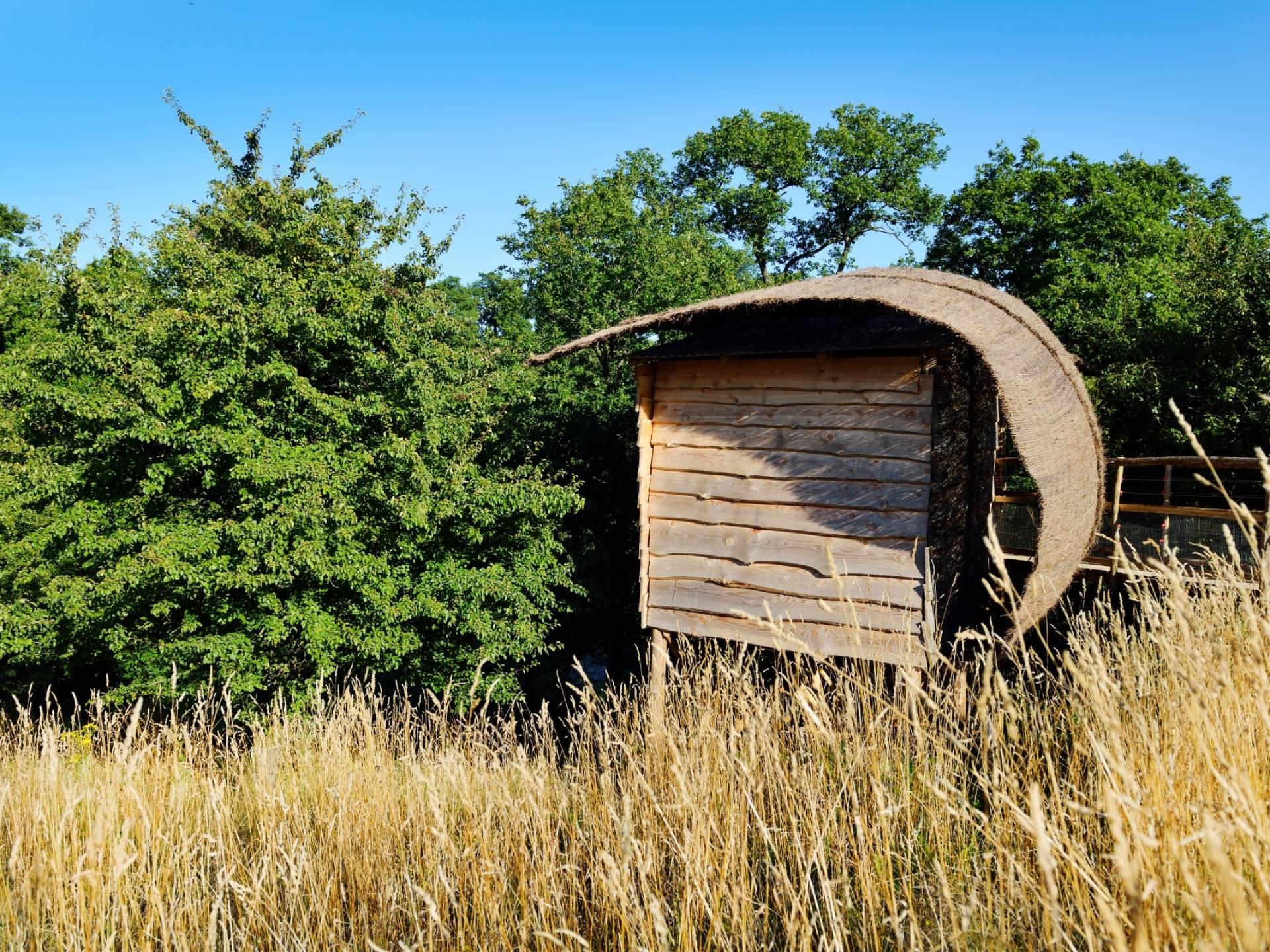 Chambre nid 4 cabane pays de la loire hebergement insolite dormir bulle - Chambre des notaires pays de loire ...