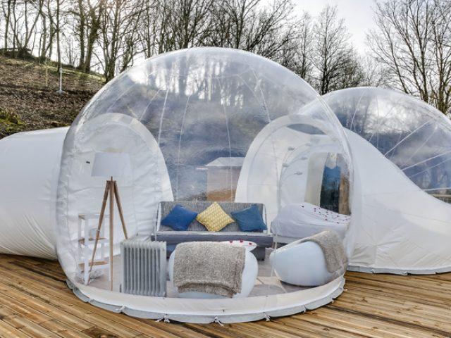 La bulle étoilée