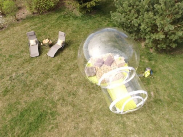 La bulle des champs