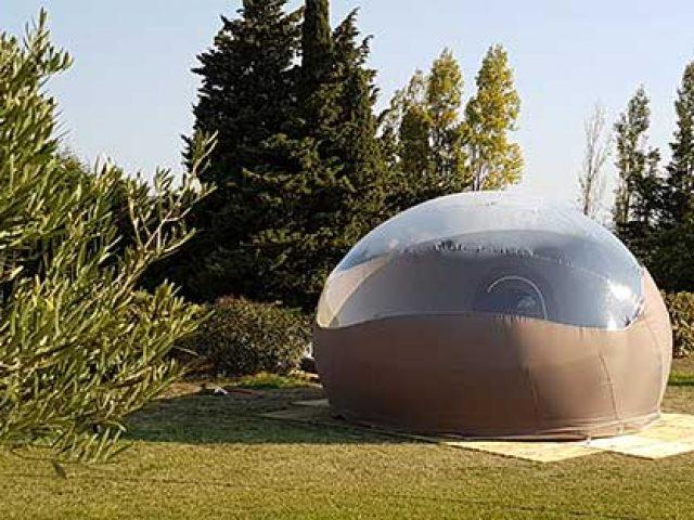 Chambres bulles Carcassonne