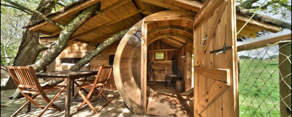 Hébergements cabanes