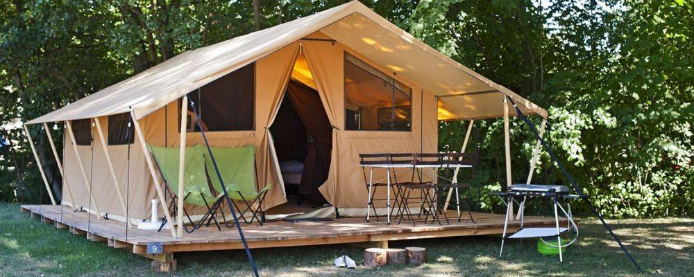 L'hébergement en tente, une nouvelle idée du camping (tente insolite)