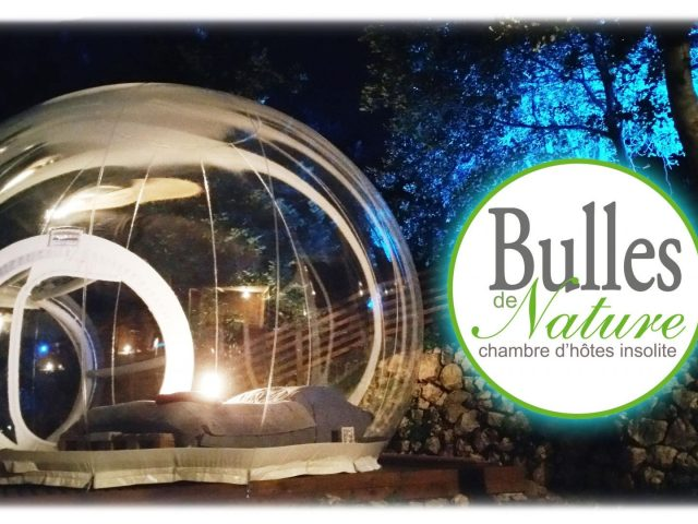 Bulles de Nature