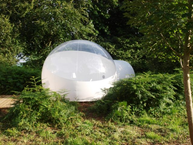 Bubble Room CASTLE (Château de Kermenguy)